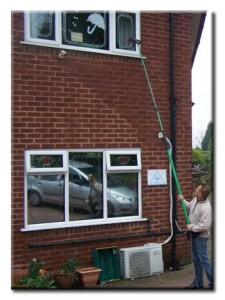 Commercial Window Cleaning - Offices