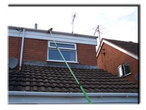 UPVC Fascias and Soffits Cleaning